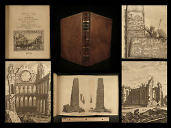 1780 Scotland Antiquities And Scenery Cordiner Cardonnel Illustrated Castles