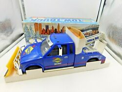 1996 Sunoco Toy Tow Truck With Snow Plow- Third In The Series