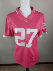 S2s Womenand039s Green Bay Packers On Field Eddie Lacy Jersey Size Medium M Pink