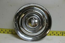 Used Oem Ford Single 15 Hub Cap Wheel Cover 1954-1955 Lincoln Mark Town 3216