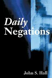 Daily Negations By Hall John S. Paperback Book The Fast Free Shipping