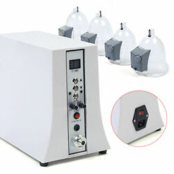 35cup Breast Enlargement Butt Enhancement Vacuum Therapy Machine Hip Lifter Spa