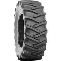 4 Tires Firestone Traction Field And Road 12.4-16 Load 4 Ply Tt Tractor