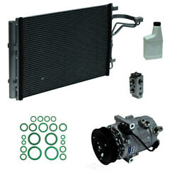 A/c Compressor And Component Kit-compressor-condenser Replacement Kit Fits Soul