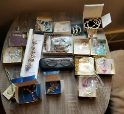 Jewelry Lot Premier Designs, Avon, And More, New