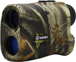 Tectectec Prowild S With Angle Compensation - Laser Rangefinder For Hunting With