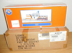 Lionel 6-24147 Operating Sawmill Spinning Blade Train Layout Accessory O Gauge