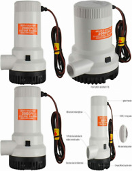 Seaflo Non Automatic Bilge Pumps For Boats 2000 Gph 12v Boat Stainless Steel