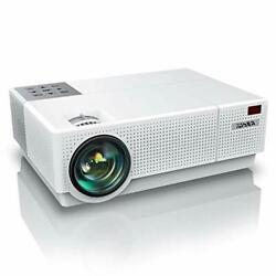 Y31 8500l Native 1920x1080p Projector, 2021 Upgraded Full Hd Video Projector,