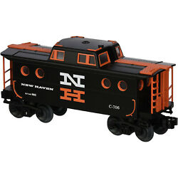Bachmann Trains 47714 O Scale 148 New Haven Porthole N5c Caboose With Roof Walk