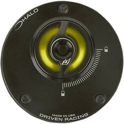 Driven Racing Halo Fuel Cap Gold Dhfc-gd