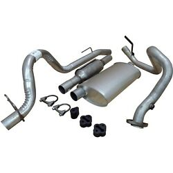 36-2403 52018177k New Exhaust Systems For Jeep Wrangler 1993-1995
