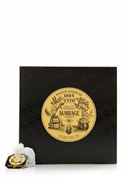 Mariage Freres. Earl Grey French Blue Tea 30 Tea Bags 75g 1 Pack.