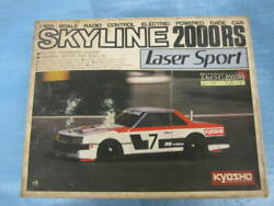 Rare Kyosho 1/12 Electric Radio Control Racing Cars Dr30 Skyline 2000rs Out Of