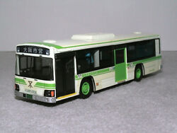 Kyosho 1/80 Rc Bus Series Osaka Municipal Toy Confirmed To Work Ho Size Model