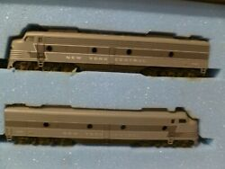 Ho Scale-con Cor- Nyc Emd E-8 A Powered And Dummy Diesel Locosa15
