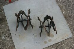 Genuine Honda Hs55 Snow Blower Left And Right Auger