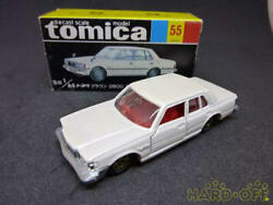 Tommy Toyota Crown 2800 Royal Saloon Management No.2896 Black Box Made In Japan