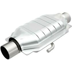Catalytic Converter For 1984-1986 Jeep Grand Wagoneer 4.2l L6 Gas Ohv
