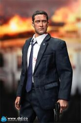Did 1/6 Scale 12 Us Secret Service Special Agent Mark Action Figure Ma80119s