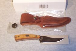 Schrade 100th Anniversery Bem152 Sharp Finger Ltd. With Pin Made In The Usa Nib