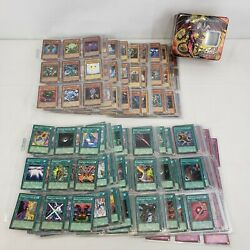 5d's Yu-gi-oh Red Dragon Archfiend Collectable Cards Tin And 500+ Spanish English