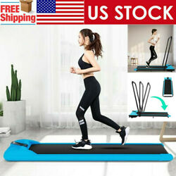 Manual Treadmill Max Weight Exercise Fitness Workout Folded Portable Home Fit
