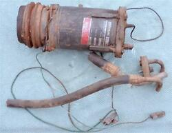 Vintage Gm Frigidaire Air Conditioning Compressor A-6 60s-70s Cars And Trucks R-12