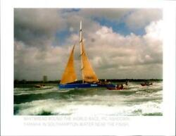 Whitbread Round The World Race - Vintage Photograph 2788339