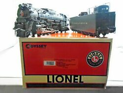 O-scale Lionel 6-28078 Odyssey Pennsylvania 2-10-4 Texas Steam Engine And Tender