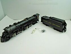 O Gauge Lionel6-28052 Nandw Class A 2-6-6-4 Articulated Steam Locomotive And Tender