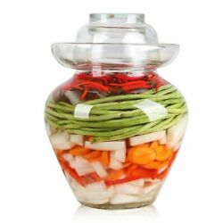 Food Seal Storage Jar Glass Kitchen Pickled Cans Household Container Accessories