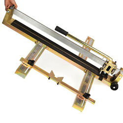 New Laser Guide Manual Tile Sawing Machine Ceramic Marble Tiles Cutting Tools