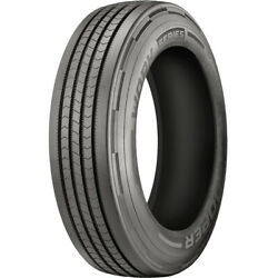 4 Tires Cooper Work Series Rht 275/70r22.5 Load J 18 Ply Trailer Commercial