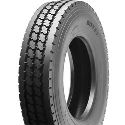 4 Tires Milestar Bd757 Sw 295/75r22.5 144l G 14 Ply Drive Commercial