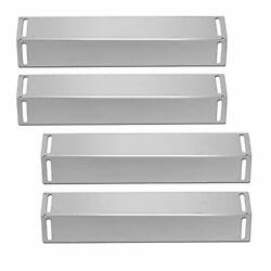 Gas Grill Heat Shield Plate Stainless Steel Bbq Repair Parts Replacement For