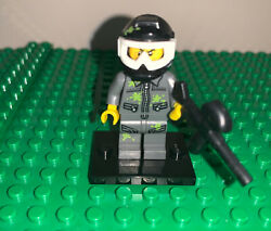 Lego Paintball Player Minifigure Collectible Series 10 Flat Rate Shipping