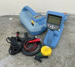 Spx Radiodetection Rd7100 Tl And Tx-5 Pipe And Cable Locator Great Shape