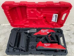 Milwaukee Mxf301-2cp Fuel Cordless Handheld Core Drill W/ 2 Batteries And Charger