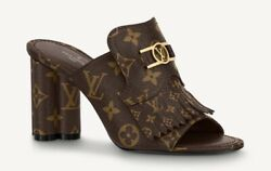 Lv Indiana Mule Size 39 Sold Out