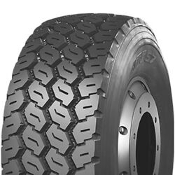 4 Tires Trazano At557 385/65r22.5 Load L 20 Ply Commercial