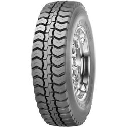 4 Tires Kelly Armorsteel Msd 11r22.5 Load H 16 Ply Drive Commercial