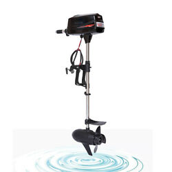 Hangkai Electric Boat Engine 48v 2200w 8hp Brushless Outboard Trolling Motor Ce