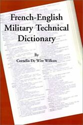 French- English Military Technical Dictionary