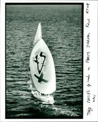 Whitbread Round The World Race - Vintage Photograph 2788314