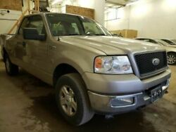 Driver Front Door New Style Curved Belt Line Fits 04 Ford F150 Pickup 701577