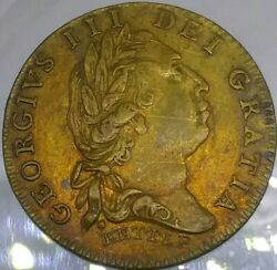 1801 Kettle And Sons Token Geoiii 1801-1b R-6 Defender Of The Faith