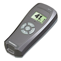 Maxwell Aa710 Wireless Remote Handheld With Rode Counter