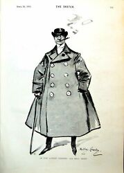 Old Man Latest Fashion His Bell Skirt Diana Horse Riding Train 1893victorian