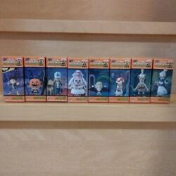 One Piece Wcf World Collectable Figure Halloween Special 8 Set Luffy From Japan